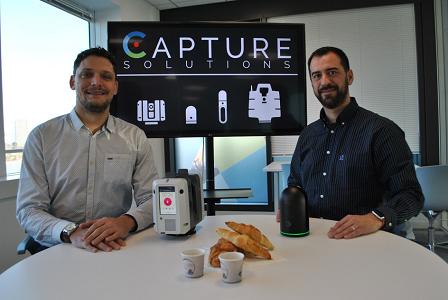Petits déjeuners découverte 2 Capture Solutions, experts de la mesure 3D
